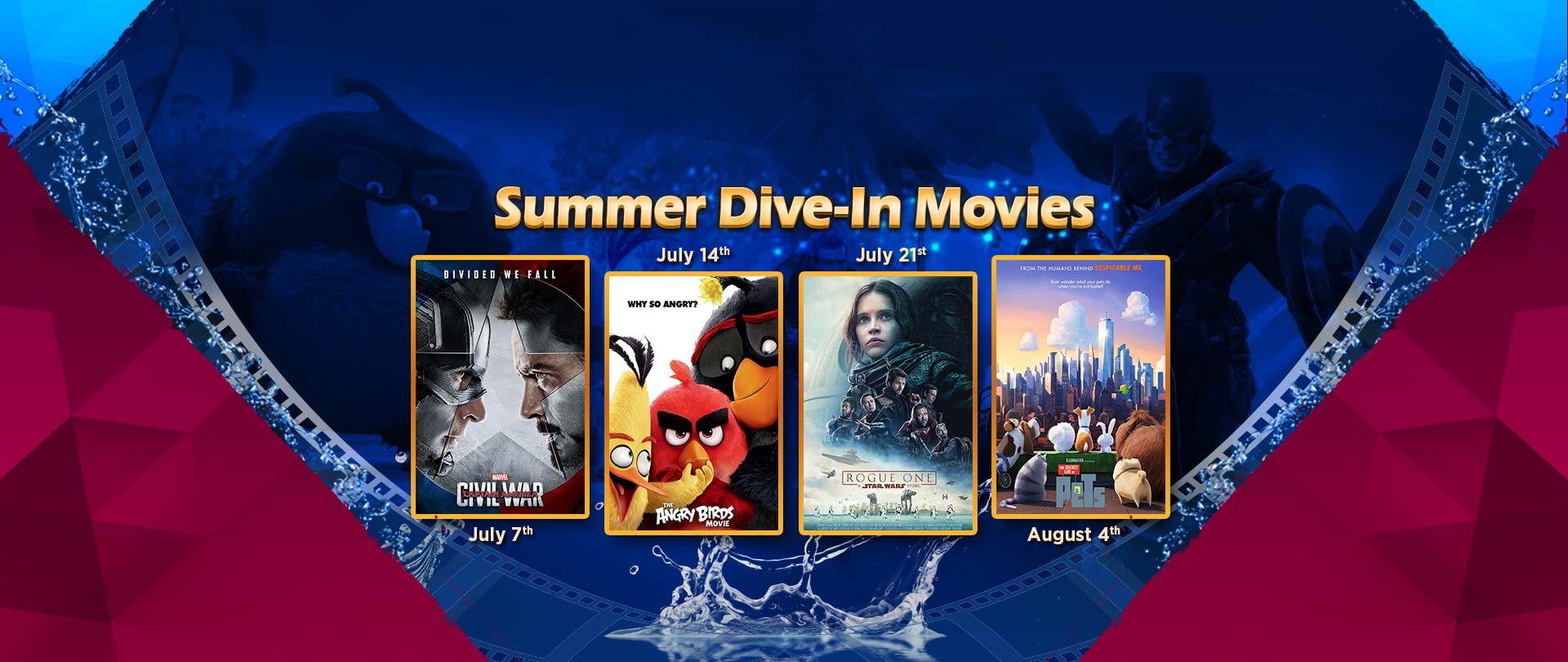 Arkansas theme water park magic springs - Dive in movie ...